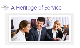 A Heritage of Service